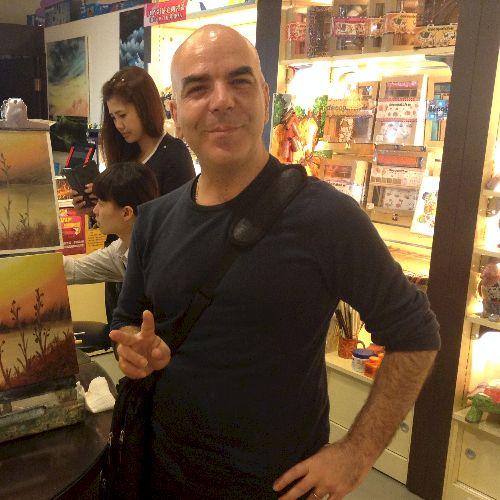 Alessio - Taipei: Ciao a tutti. I am Alex from Italy. I live i...
