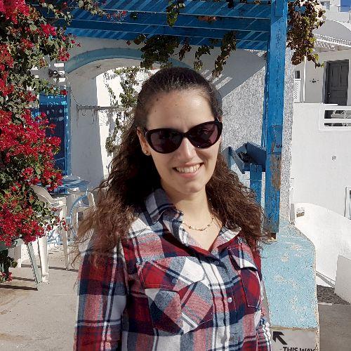 Cátia - Portuguese Teacher in Amsterdam: Hello! My name is C�...
