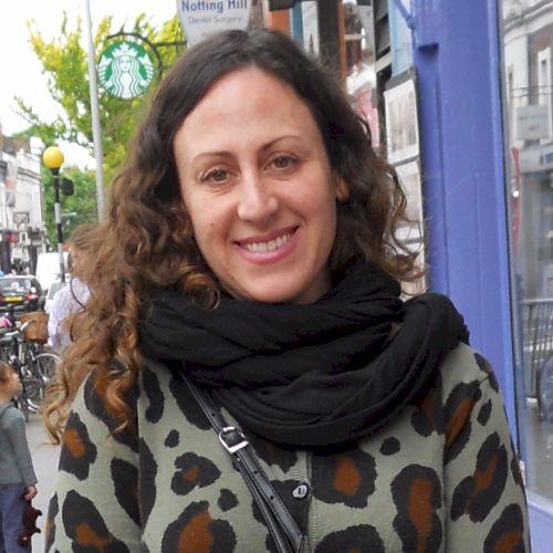 Ilana - Portuguese Teacher in City Of London: Hi, my name is I...