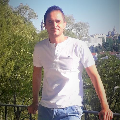 Mihai - Romanian Teacher in Madrid: Hi! My name is Mihai. I ha...