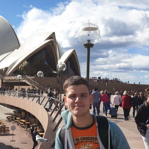 Gleb - Russian Teacher in Auckland: Hi! I am a native Russian-...