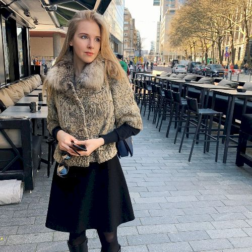 Darya - Russian Teacher in Rotterdam: HI all, my name is Darya...