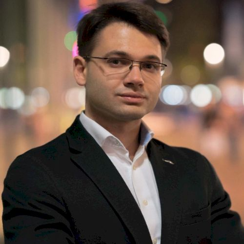 Dimitry - Russian Teacher in Sydney: i can teach english, germ...