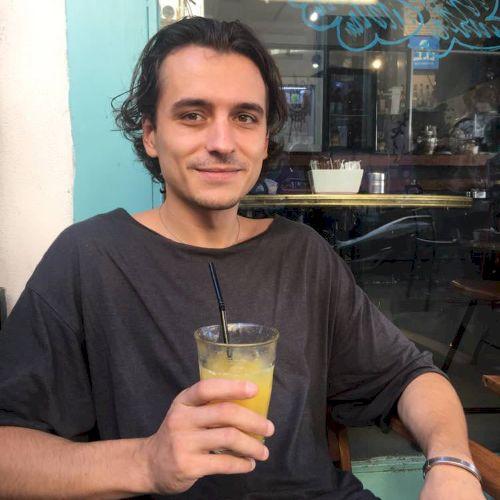 Igor - Russian Teacher in Tel Aviv: Originally from Saint-Pete...