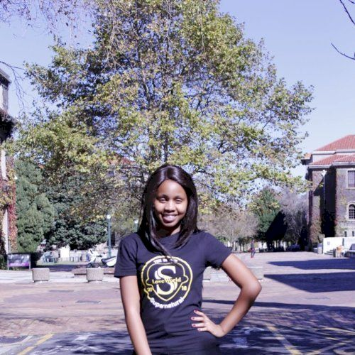 Lindiwe - Setswana Teacher in Cape Town: I'm a vibrant young l...
