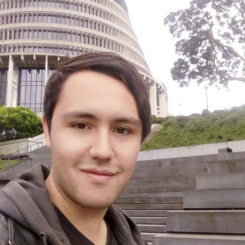 David - Auckland: Hello! I can teach you the basics of Spanish...