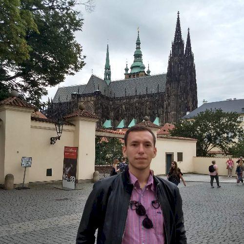 Sebastian - Spanish Teacher in Berlin: Hi, my name is Sebastia...