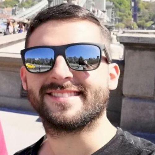 Khaled - Spanish Teacher in Copenhagen: I love teaching Spanis...