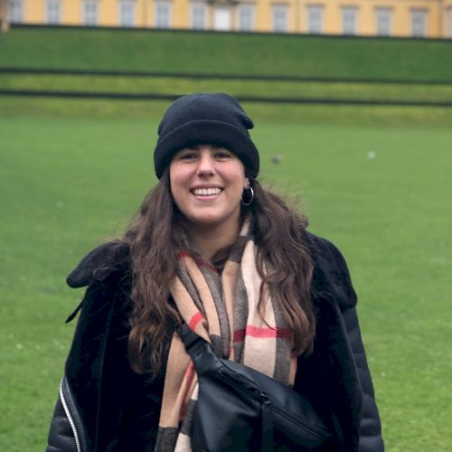 Pilar - Spanish Teacher in Copenhagen: My name is Pilar,  I wa...