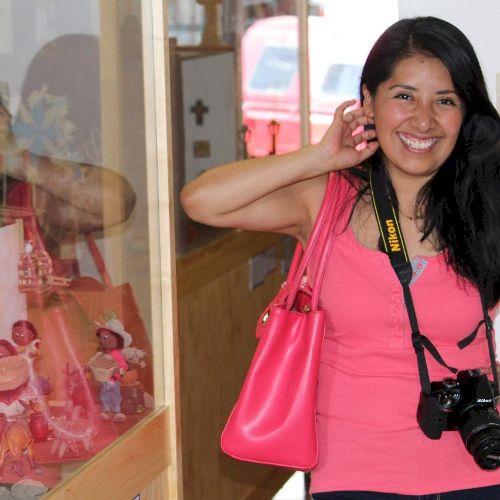 Elizabeth - Spanish Teacher in Dublin: I am a Mexican girl, se...