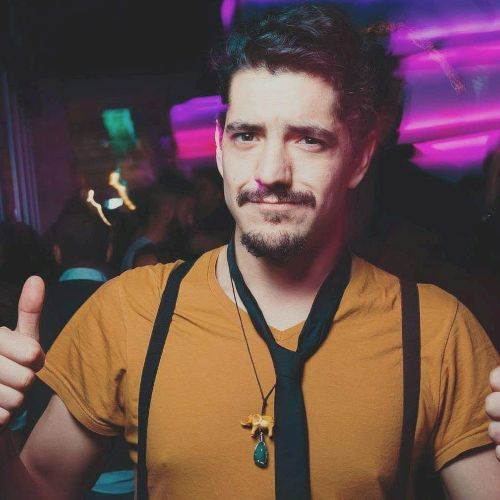 Daniel - Spanish Teacher in Lisbon: Hi, I am Daniel from Spain...