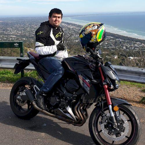 Jonathan - Melbourne: I am Colombian living in Australia, I ha...