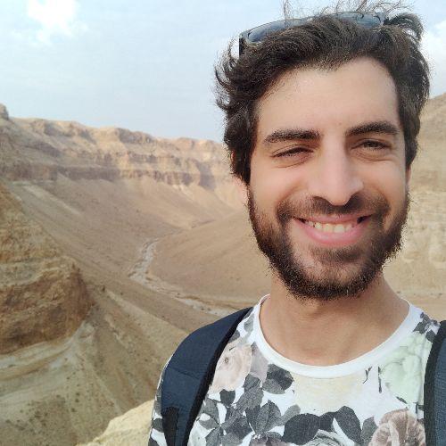 Ariel - Spanish Teacher in Tel Aviv: Ole from Argentina, but I...