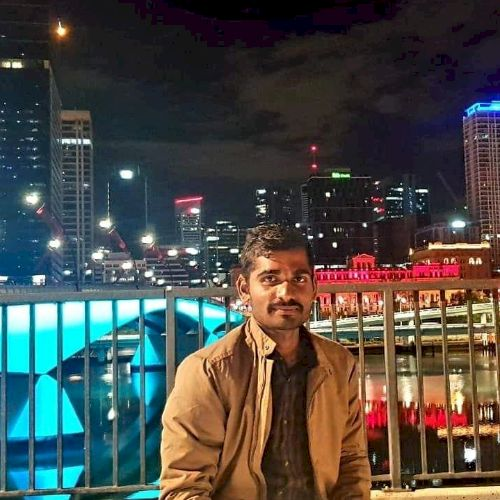 Amarendra - Telugu Teacher in Brisbane: My name is Amarendra. ...