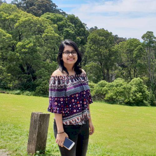 Sarvani - Telugu Teacher in Melbourne: Hi!! I'm Sarvani, havin...