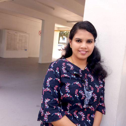 Roja - Telugu Teacher in Singapore: I am Roja. I have done my ...