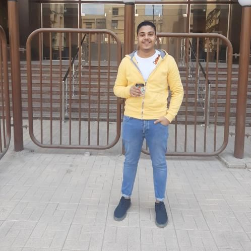 Abdullah - Cairo: My name is Abdullah Mohamed,  I am 20 years ...