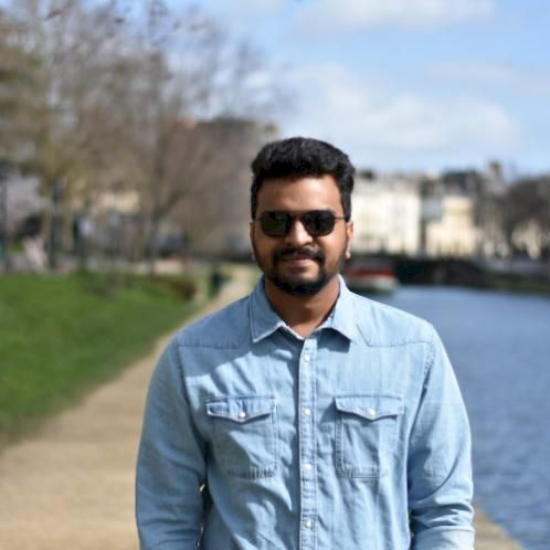 Abhinay - Paris: I am a master's graduate student looking for ...