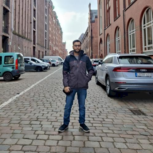 Abhishek - Bengali Teacher in Hamburg: I am a native of Bengal...