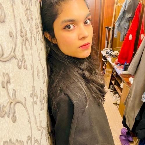Adheena - Moscow: Hello my name is Adheena Saj born and brough...