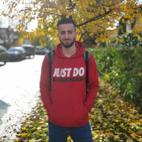 Ahmed - Arabic Teacher in Budapest: Arabic is not hard if you ...