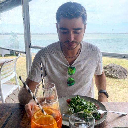 Alessandro - Sunshine Coast: Ciao Ragazzi!!  I am Alessandro...