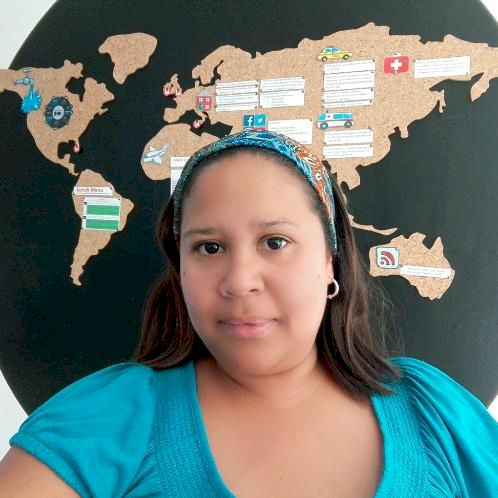 Alfre - Cape Town: I am an English Language teacher and have b...