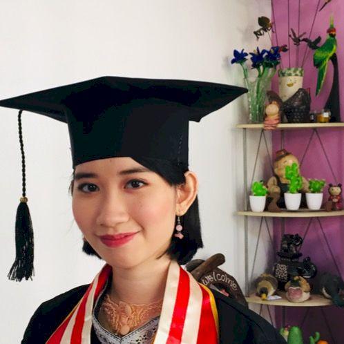 Anastasia - Jakarta: Hi there! English is my most favorite lan...