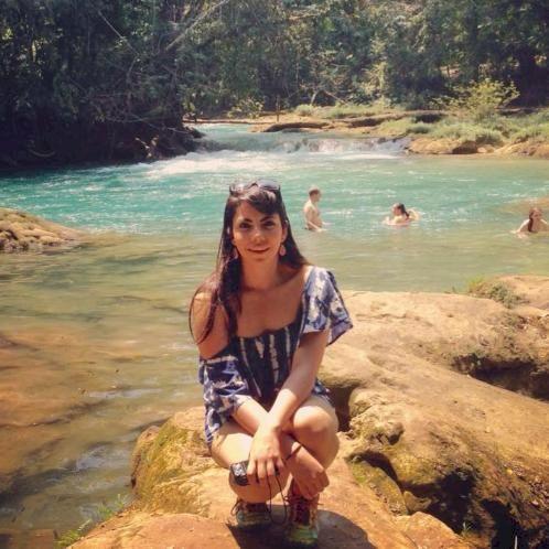 Andrea - Spanish Teacher in Bruxelles: I was born in Mexico Ci...