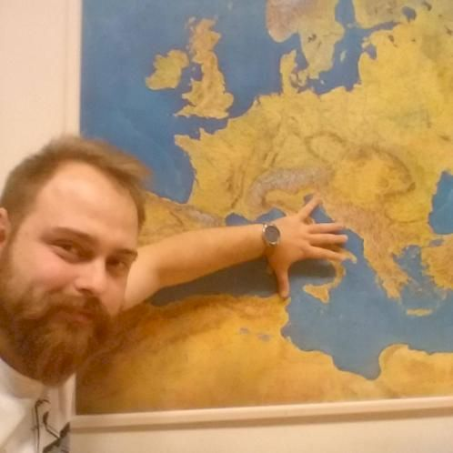 Andrej - Italian Teacher in Vienna: I'm a student on Erasmus, ...