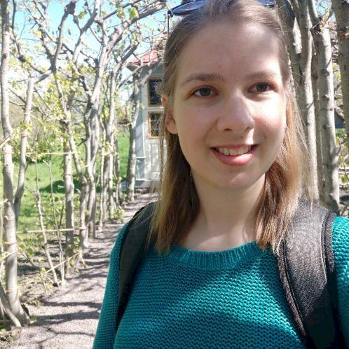 Andreja - Slovenian Teacher in Ljubljana: I want you to learn ...