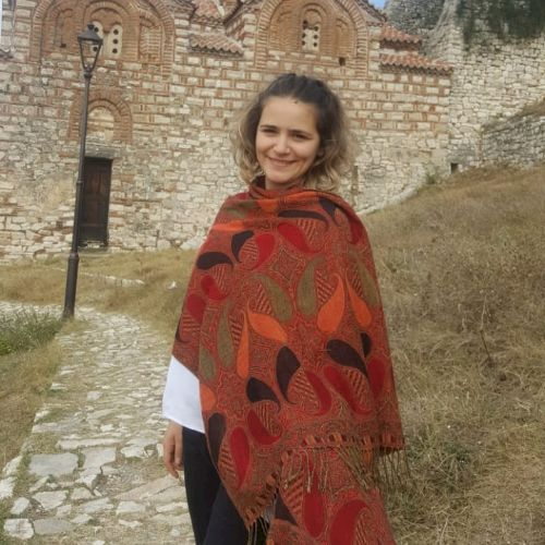 Anisa - Albanian Teacher in Helsinki: Hello everybody, i am An...