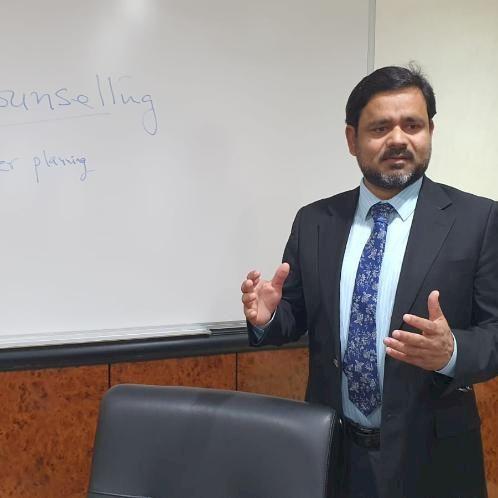 Arshad - Manama: Hi  I am Arshad Khan living in Bahrain and h...
