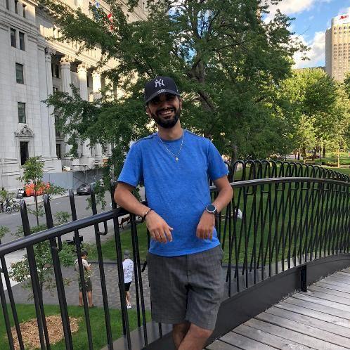 Chadi - Arabic Teacher in Montreal: My name is Chadi, holder o...