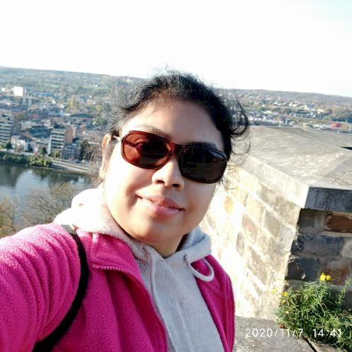 Chandana - Bengali Teacher in Bruxelles: I like to teach my mo...