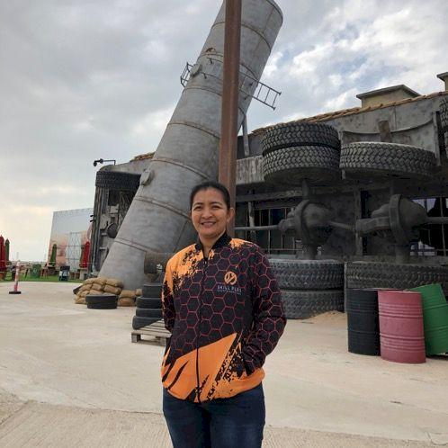 Cheerbelle - German Teacher in Abu Dhabi: I have been living i...