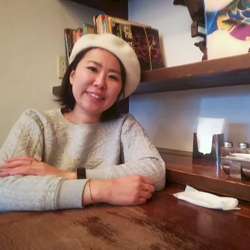 Chihi - Japanese Teacher in Tokyo: Hello, my name is Chihi. I ...