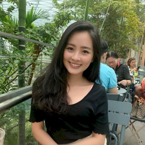 Chiu - Singapore: Hello everyone, I'm Ruby from Taiwan curre...
