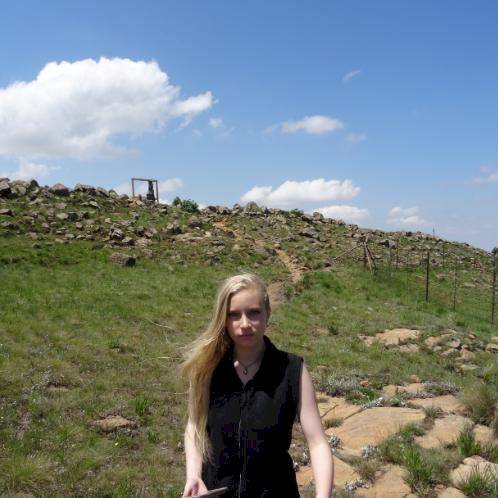 Christelle - Afrikaans Teacher in Johannesburg: -Chris-I am a ...