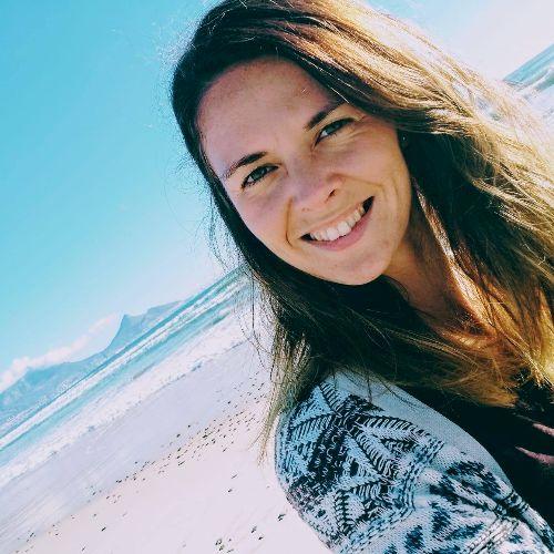 Christin - Cape Town: I am not a professional teacher, but I l...
