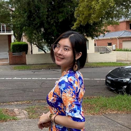 Daisy - Vietnamese Teacher in Sydney: You must be thinking wha...