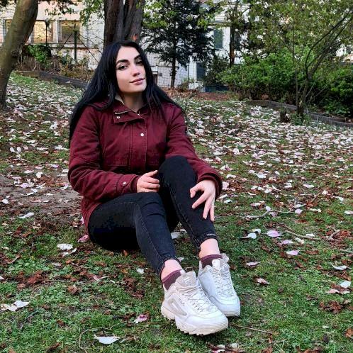 Dariia - Rotterdam: Hello everybody! My name is Dariia but usu...