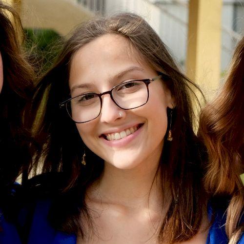 Eden - English Teacher in Tel Aviv: My name is Eden, and I was...