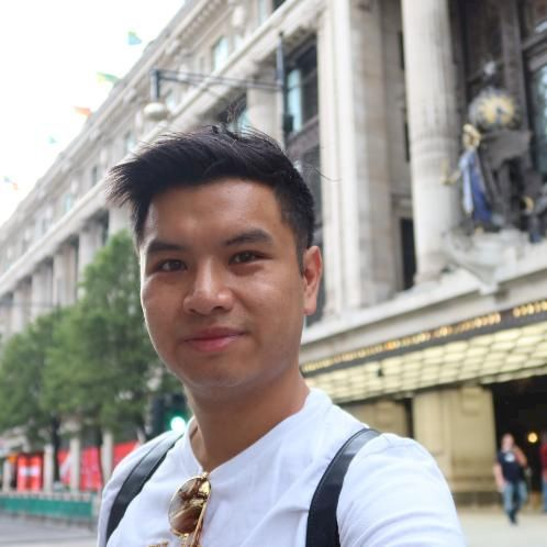 Edward - Ho Chi Minh City: I speak with a clear strong British...