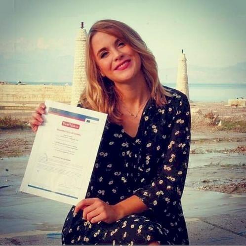 Eleonora - Italian Teacher in Bruxelles: I have a bachelor's d...