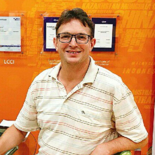 Andrew - Taichung: I am an English teacher with over twenty ye...