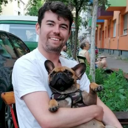 Richie - Berlin: I'm a 28-year-old Irishman living in Berlin w...