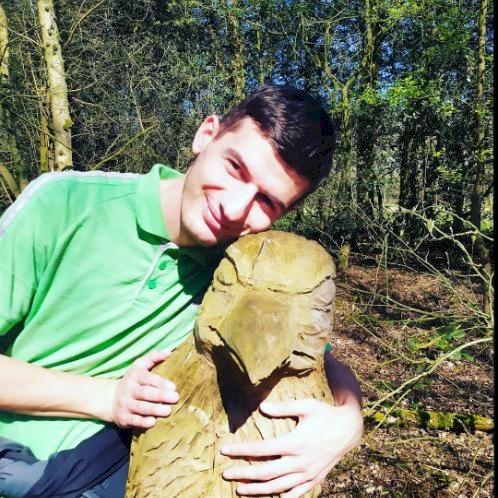 Eri - Lisbon: I am Eri a 23 years old boy from Albania. I gre...