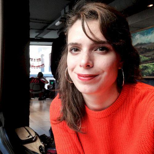 Ezgi - Turkish Teacher in Istanbul: I am a senior student, stu...