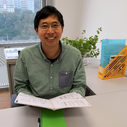 Felix - Hong Kong: My approach of teaching is student specific...